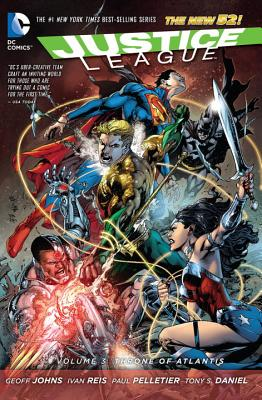 Justice League 3 By Johns, Geoff
